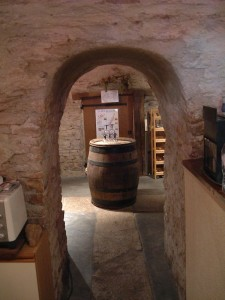 Beaune Wine Shop