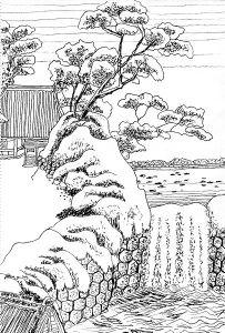 terryhallarts-Sketch_Hokusai_1